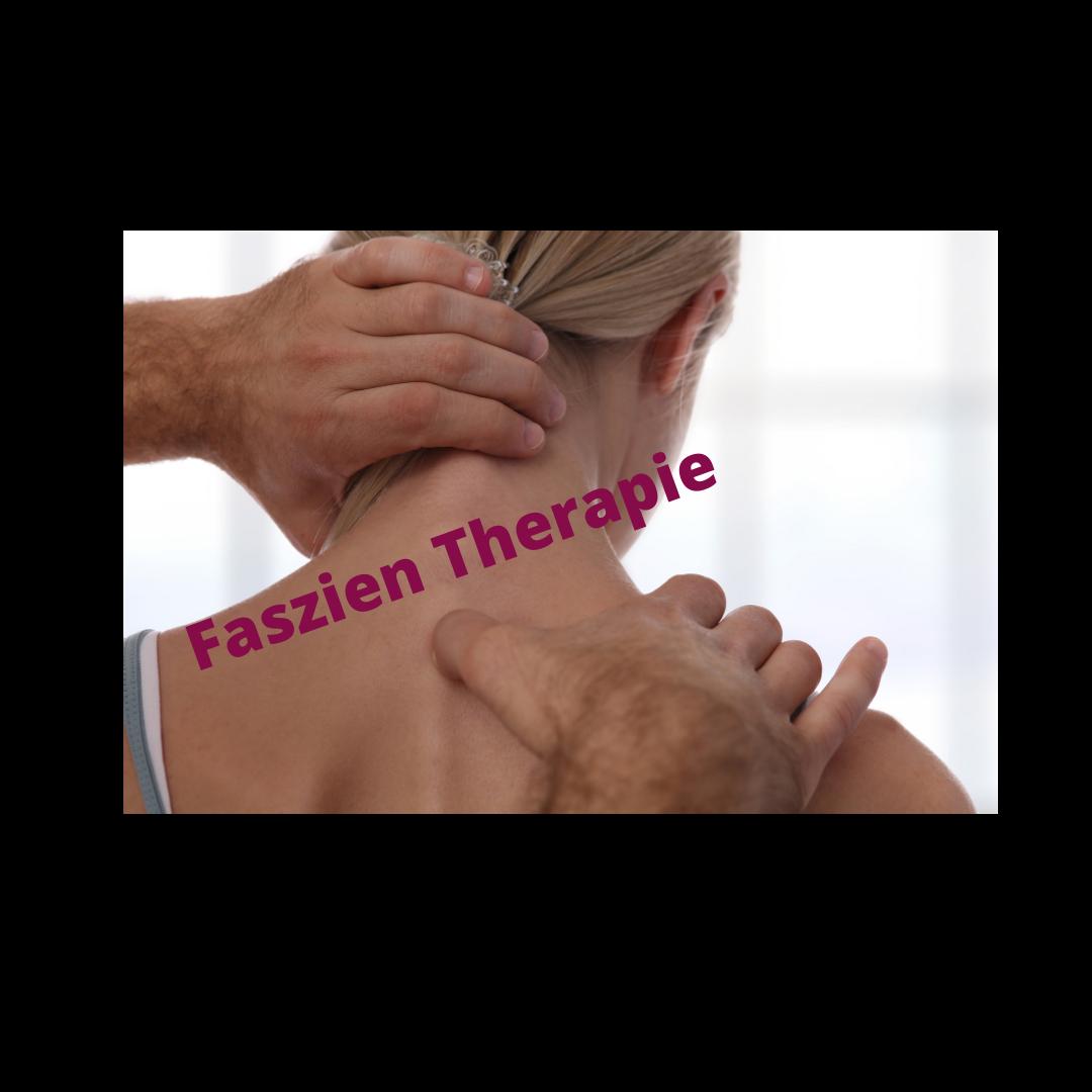 Faszien Therapie