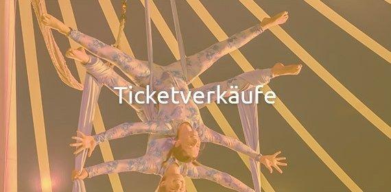 Ticketverkäufe