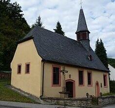 St. Leonhard Kapelle