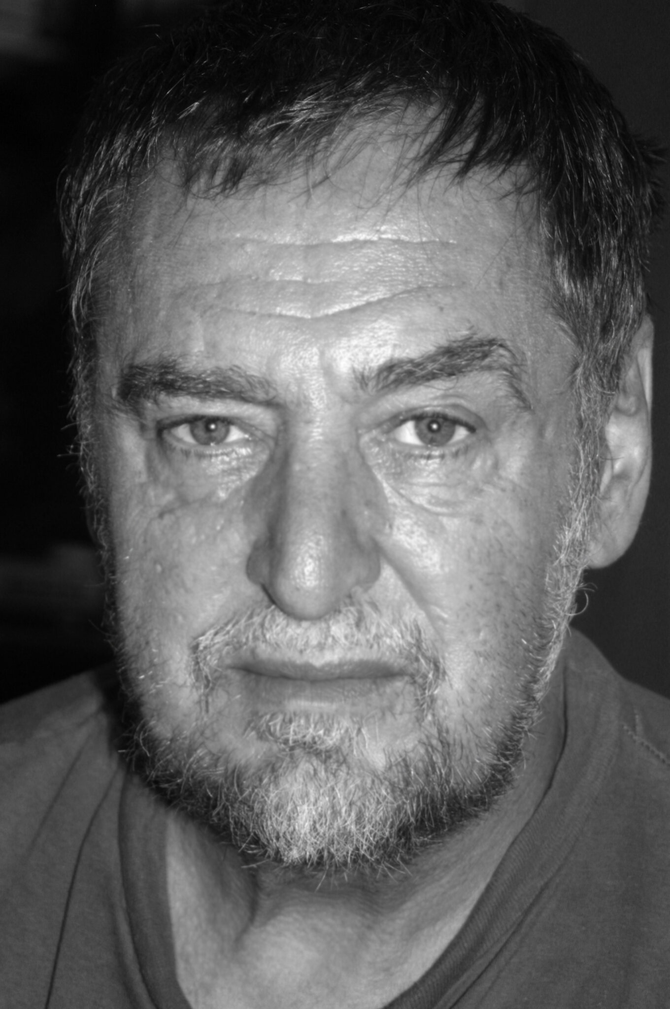 Rainer Hrasky, Foto von Rainer Hrasky