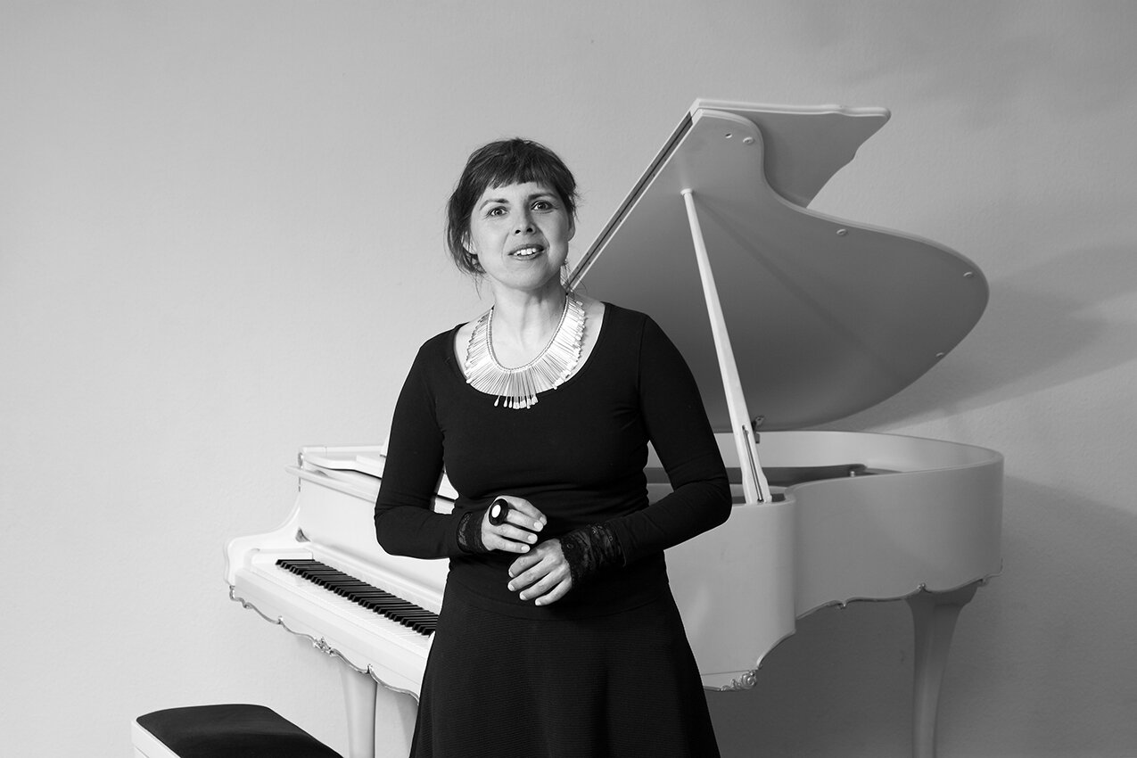 Agnes Ponizil, Foto von Christine Starke
