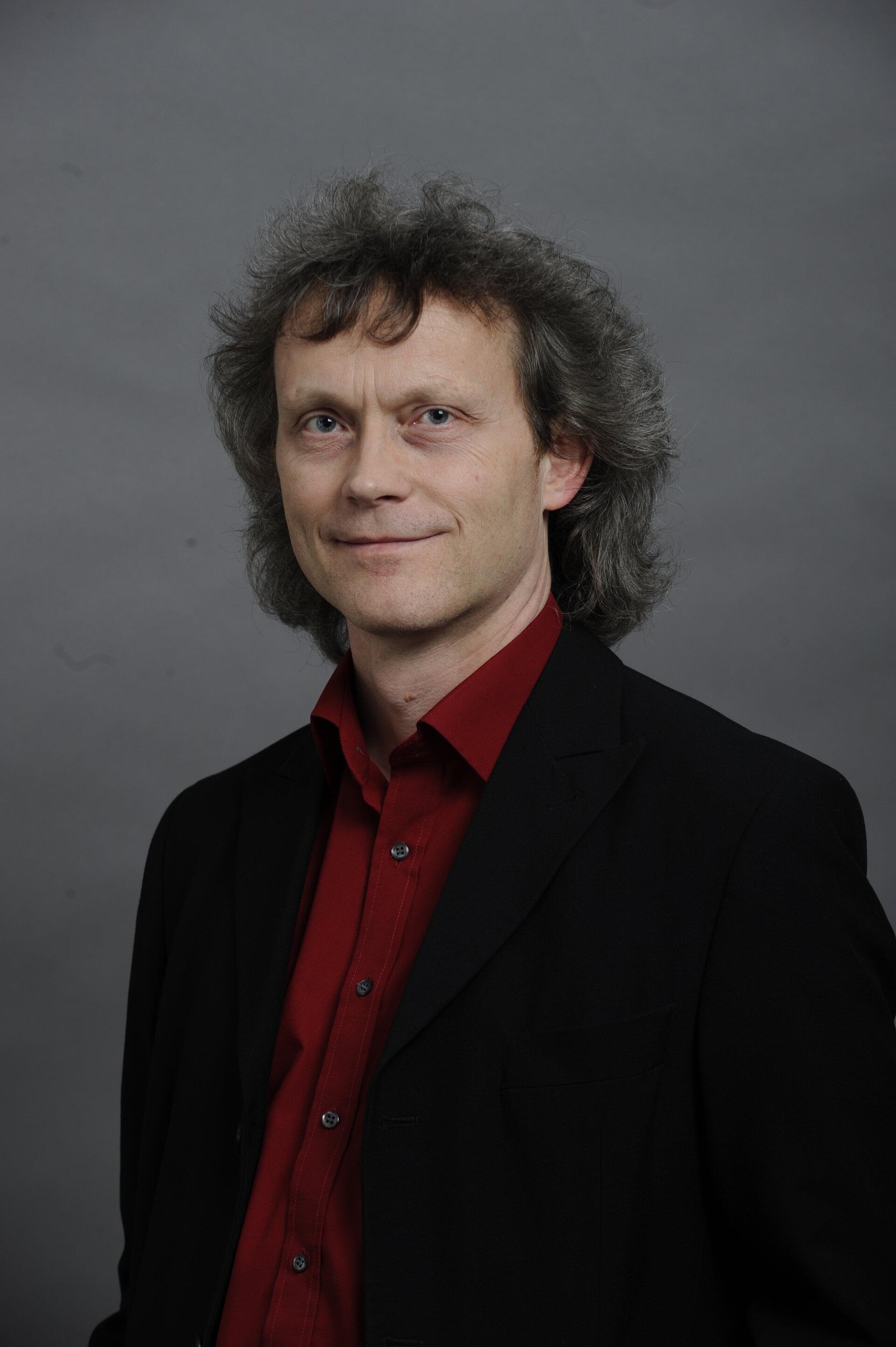 Johannes Wulff-Woesten, Foto von Matthias Creutziger