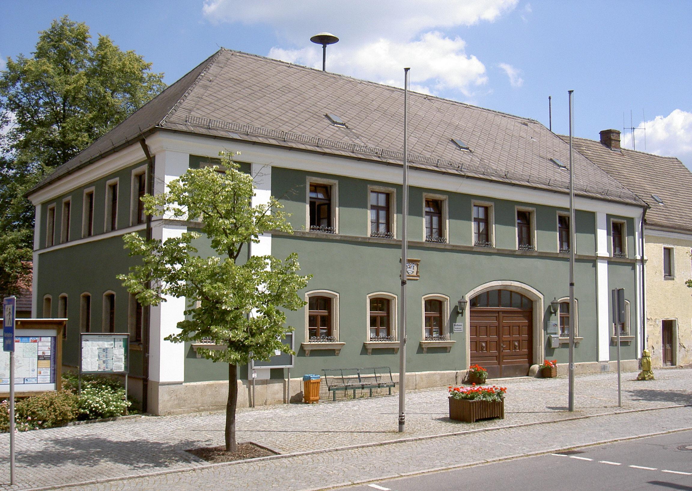 Eslarner Rathaus