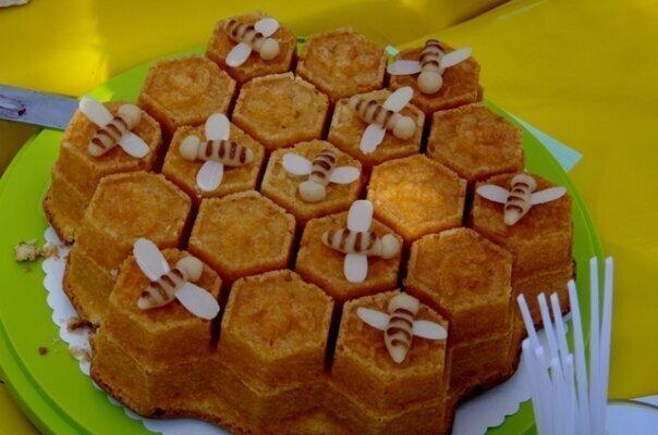 Honigmuffins