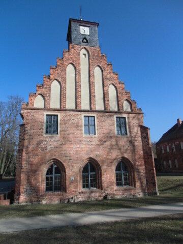 Alte Abtei KLoster Zinna