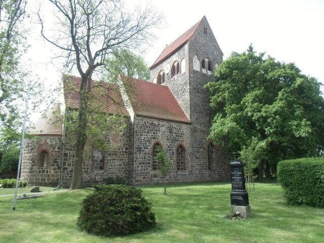 Kirche Hönow