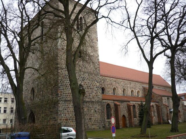 Kirche Strausberg