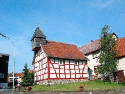 Fachwerkkirche Kölzenhain