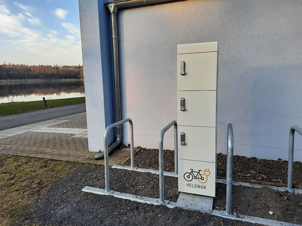 Ladestation E-Bike See