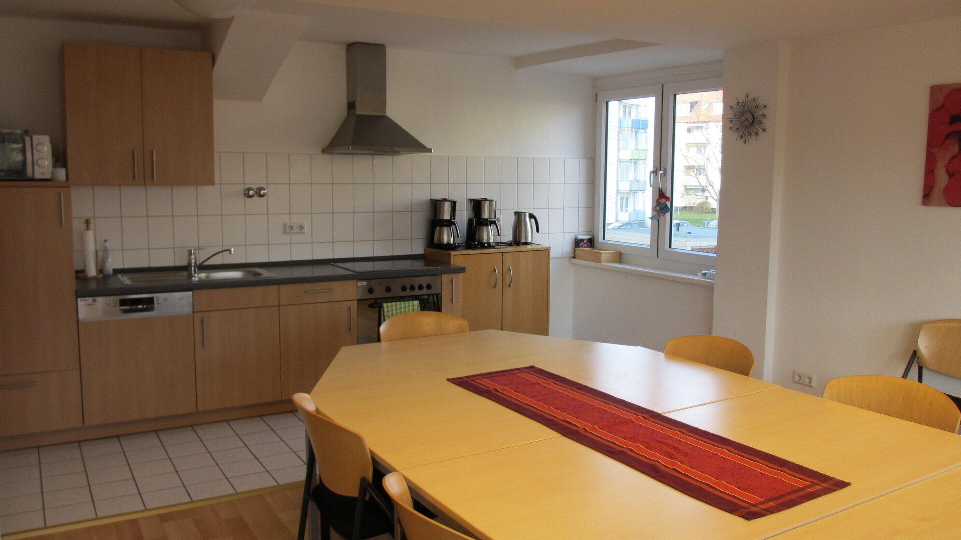 Lebens Raum Küche