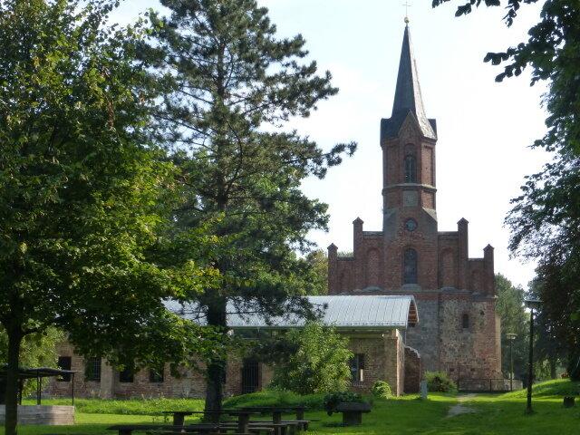 Ehemaliges Frauenkloster Altfriedland