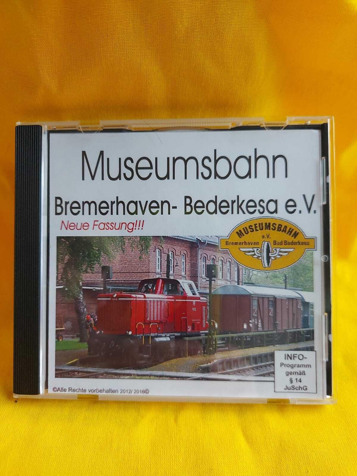 CD Museumsbahn