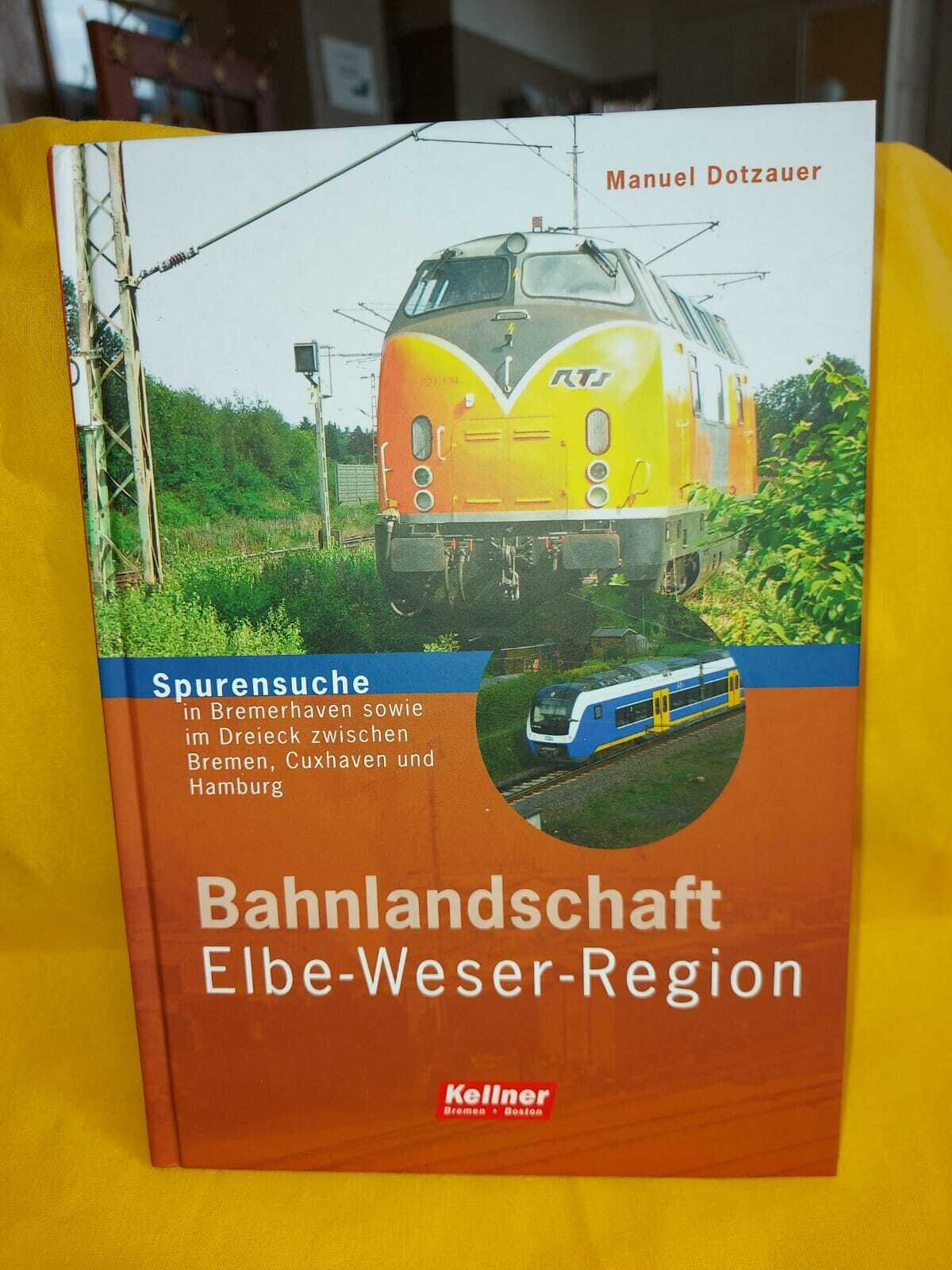 Buch Bahnlandschaft