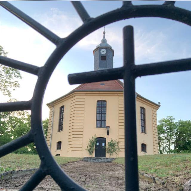 Kirche Golzow Foto T.Steinborn
