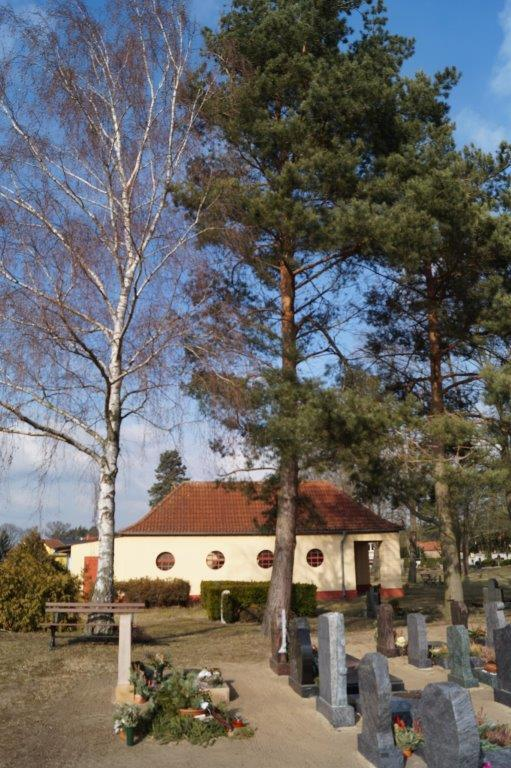 Friedhof Golzow
