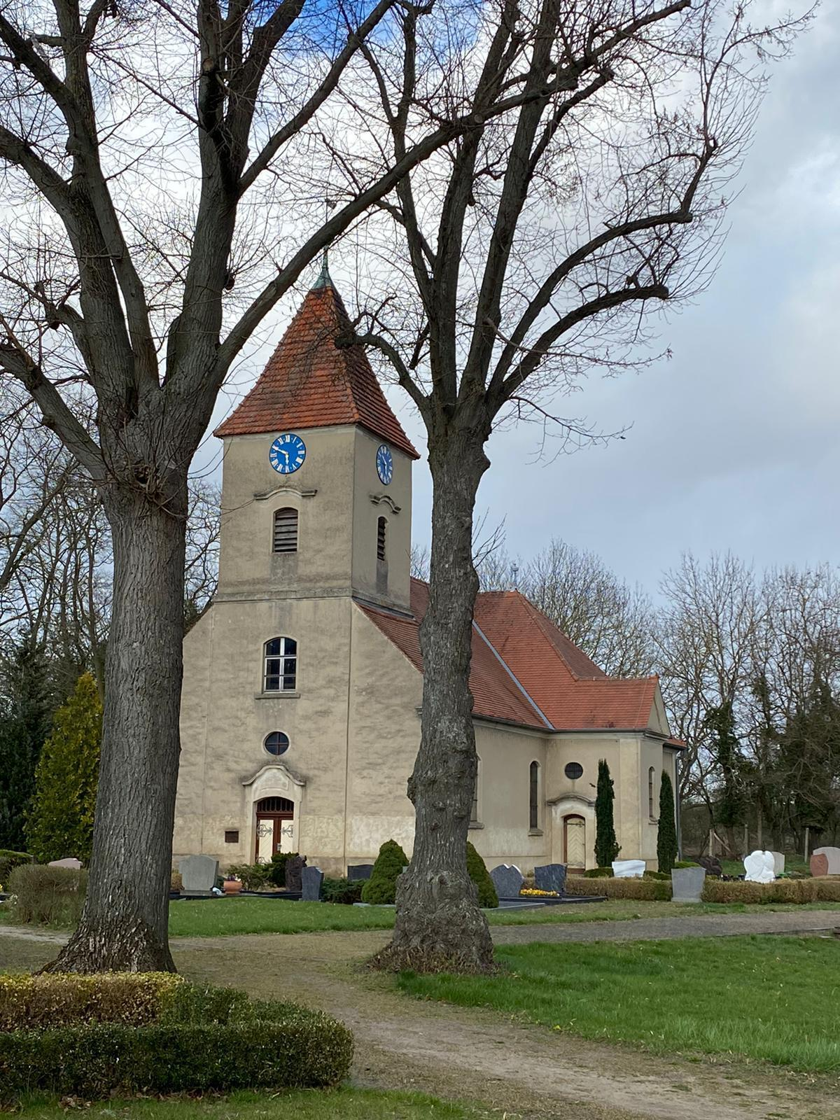 Friedhof Krahne Foto H.Zastrow