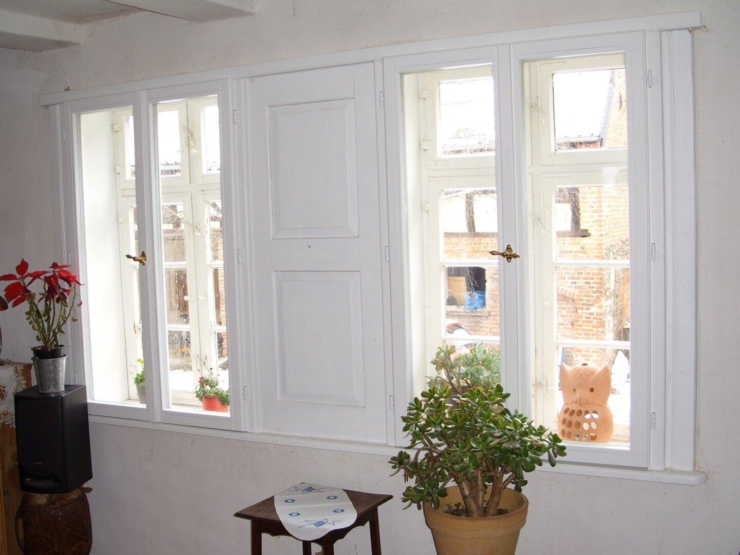 Kastenfenster innen
