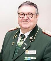 Ehrenpräsident Wolfgang Genenger