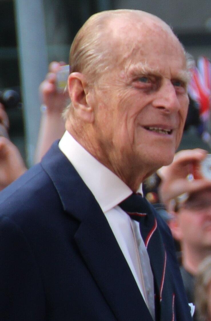 Prinz Philip (1921-2021)