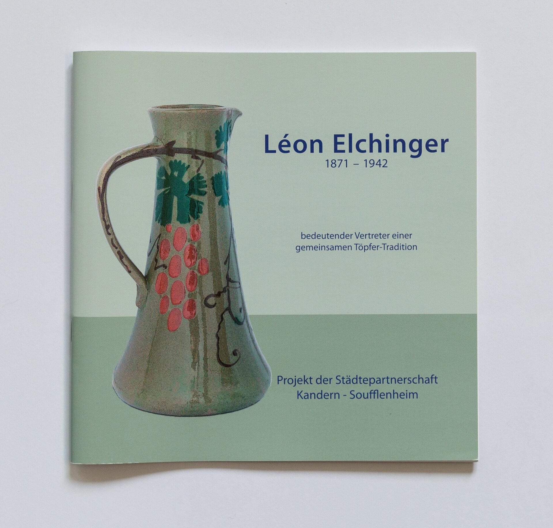 Broschüre Elchinger