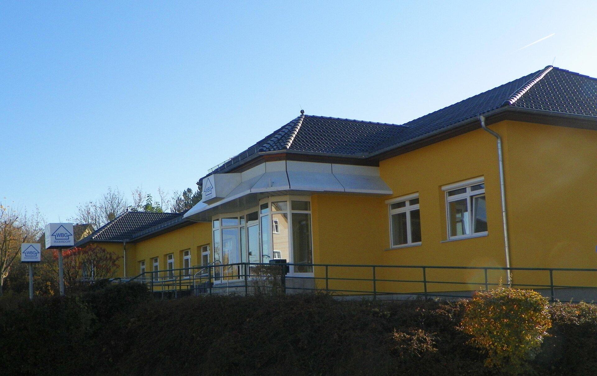 Hauptgeschäftsstelle Wohnungsbaugesellschaft Rüdersdorf mbH