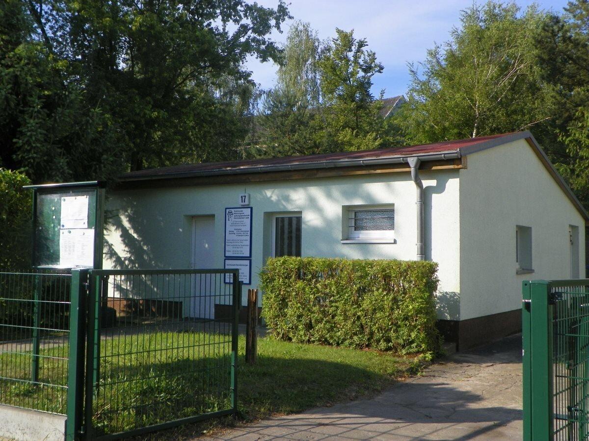 Außendienststelle KWVG Hennickendorf mbH