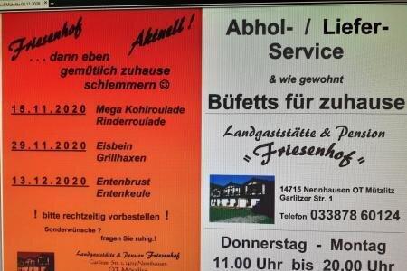 Landgasthaus & Pension Friesenhof