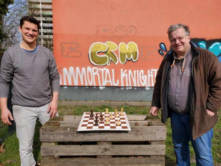 Schach am GESP