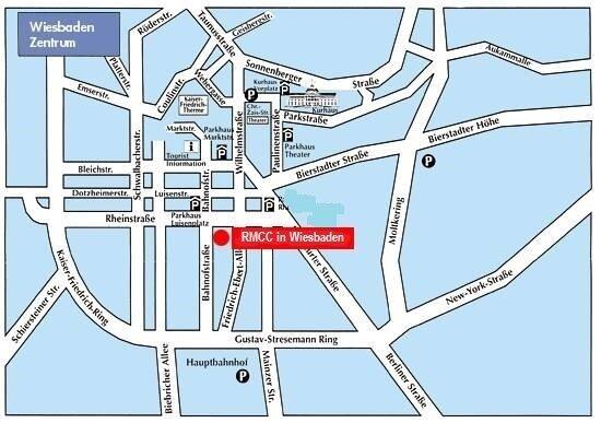 Karte RMCC