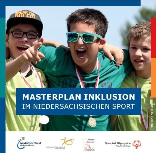 Broschüre Masterplan Inklusion