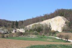 Jura-Steinbruch