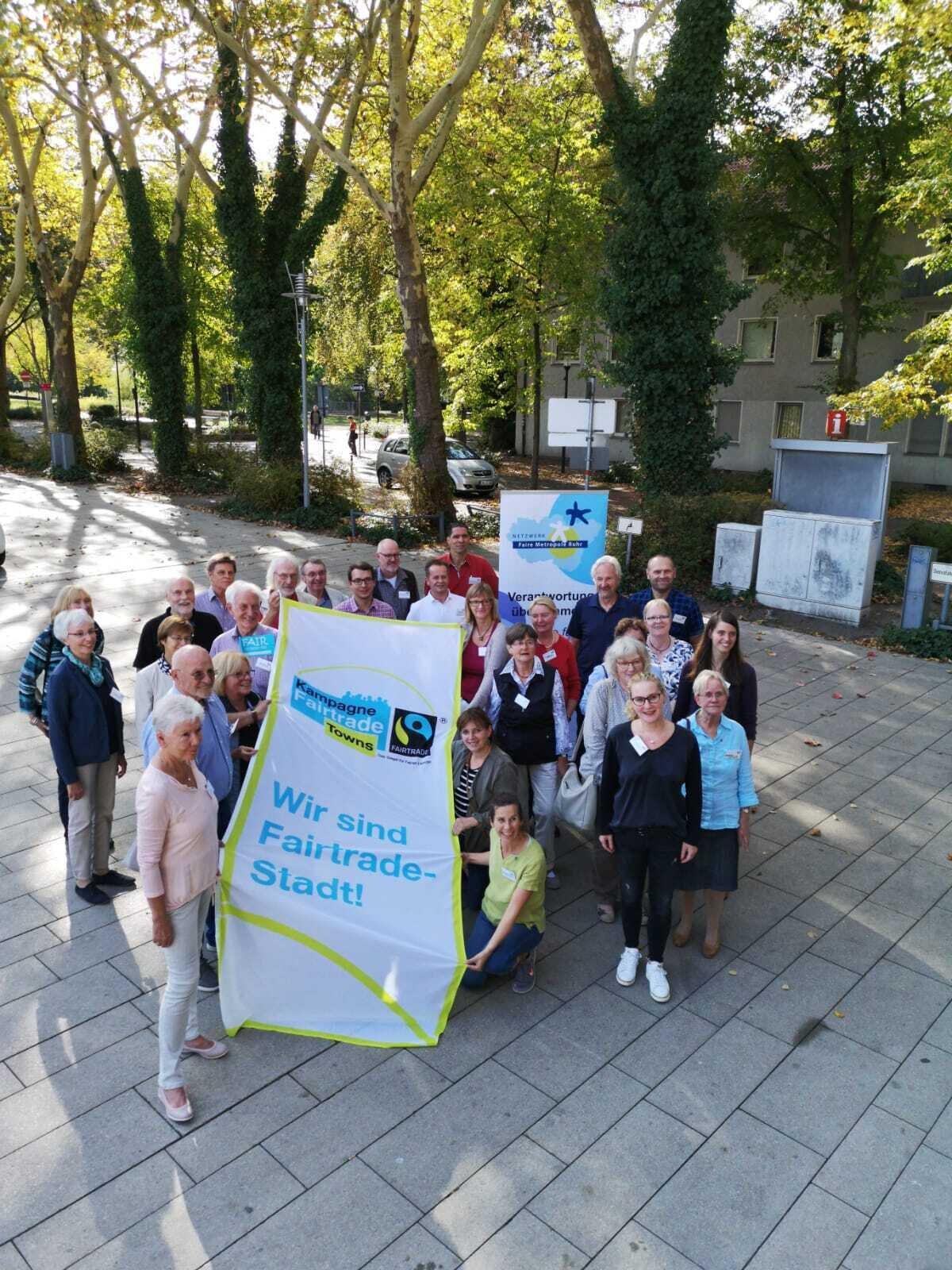 Fairtrade Austauschtreffen 2018