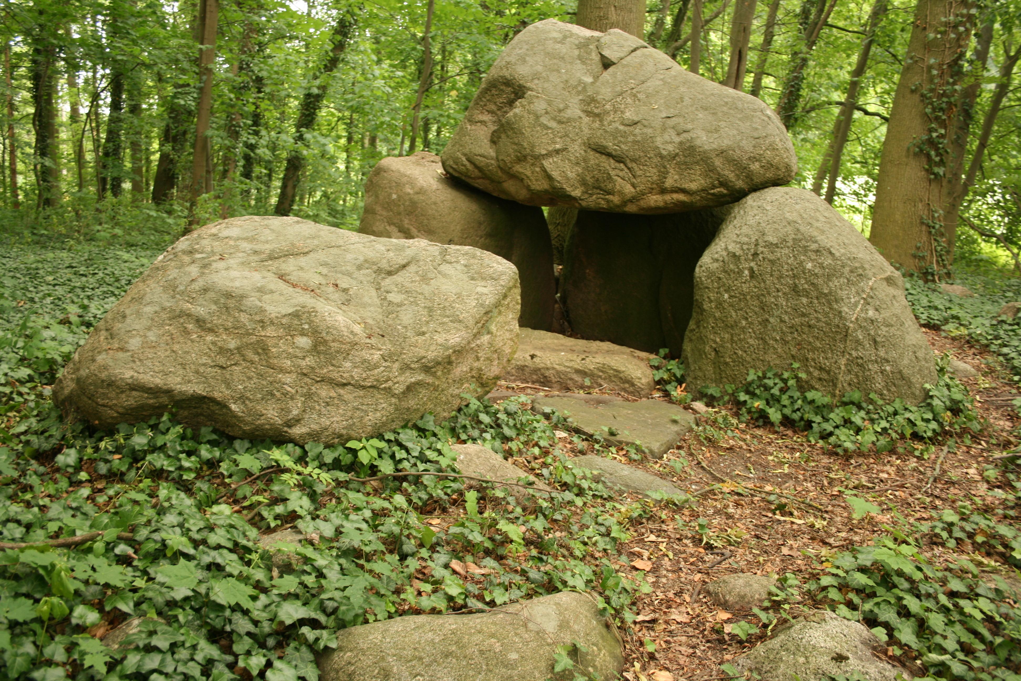 Schmiedeberg Großsteingrab
