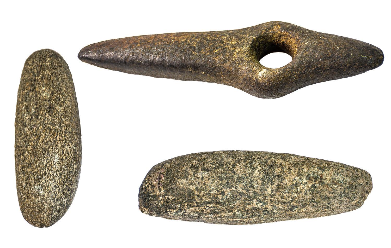 mittelsteinzeitliche Steingeräte aus dem Museum Angermünde