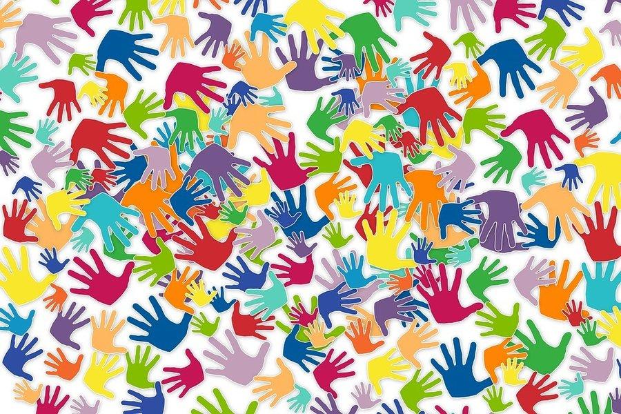 pixabay, Volunteering, Hände