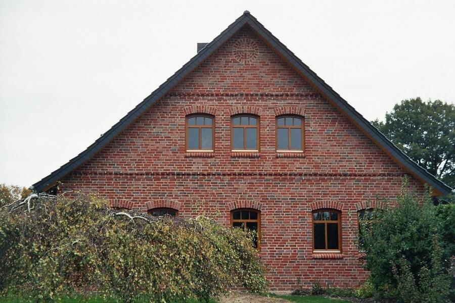 Wiederherstellung der ehemaligen Fensteröffnungen, Herbst