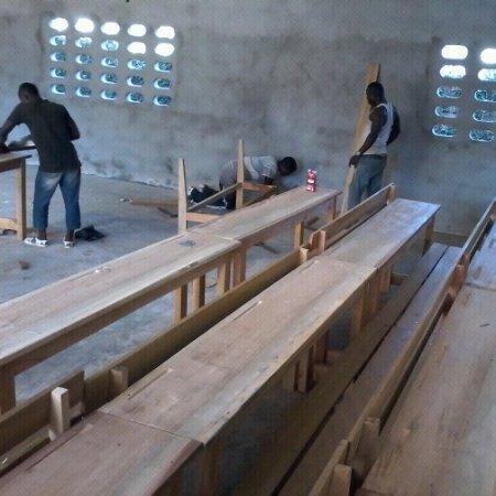 Neubau einer Grundschule in Kamsar