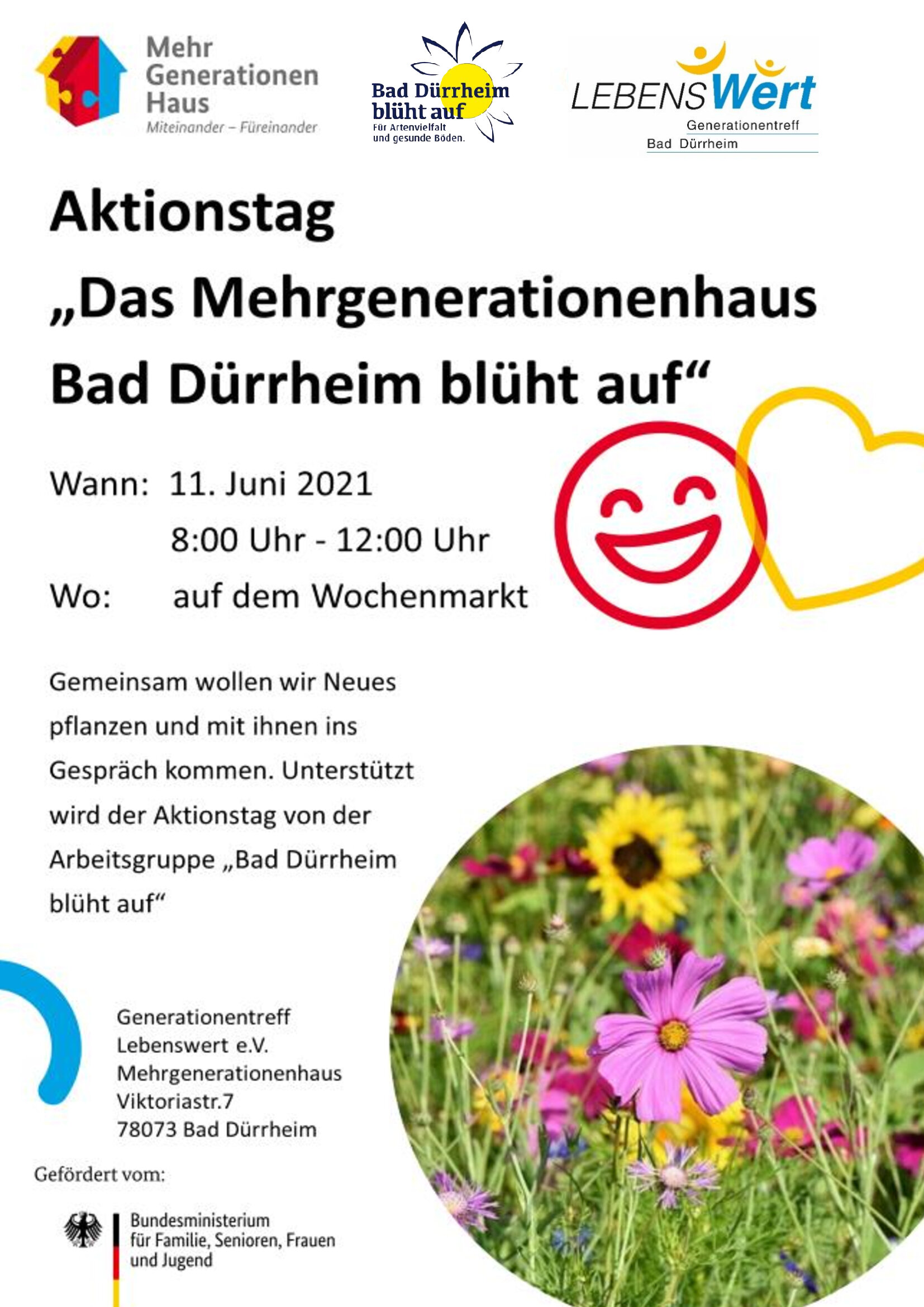 Bad Dürrheim blüht auf