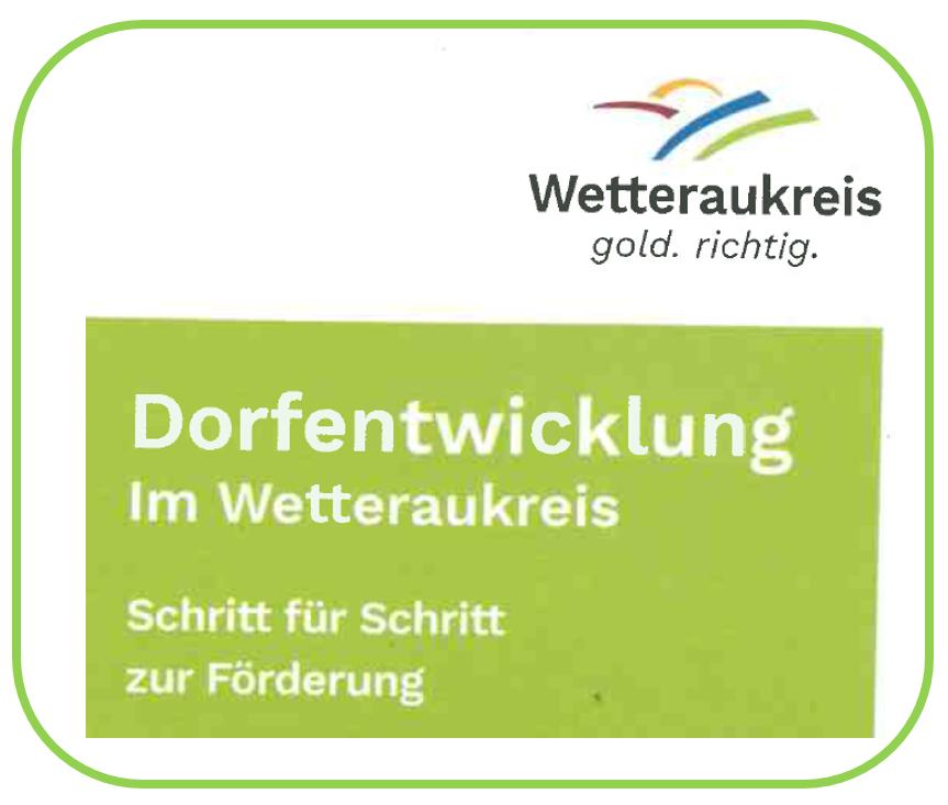 Info-Flyer zur Förderung