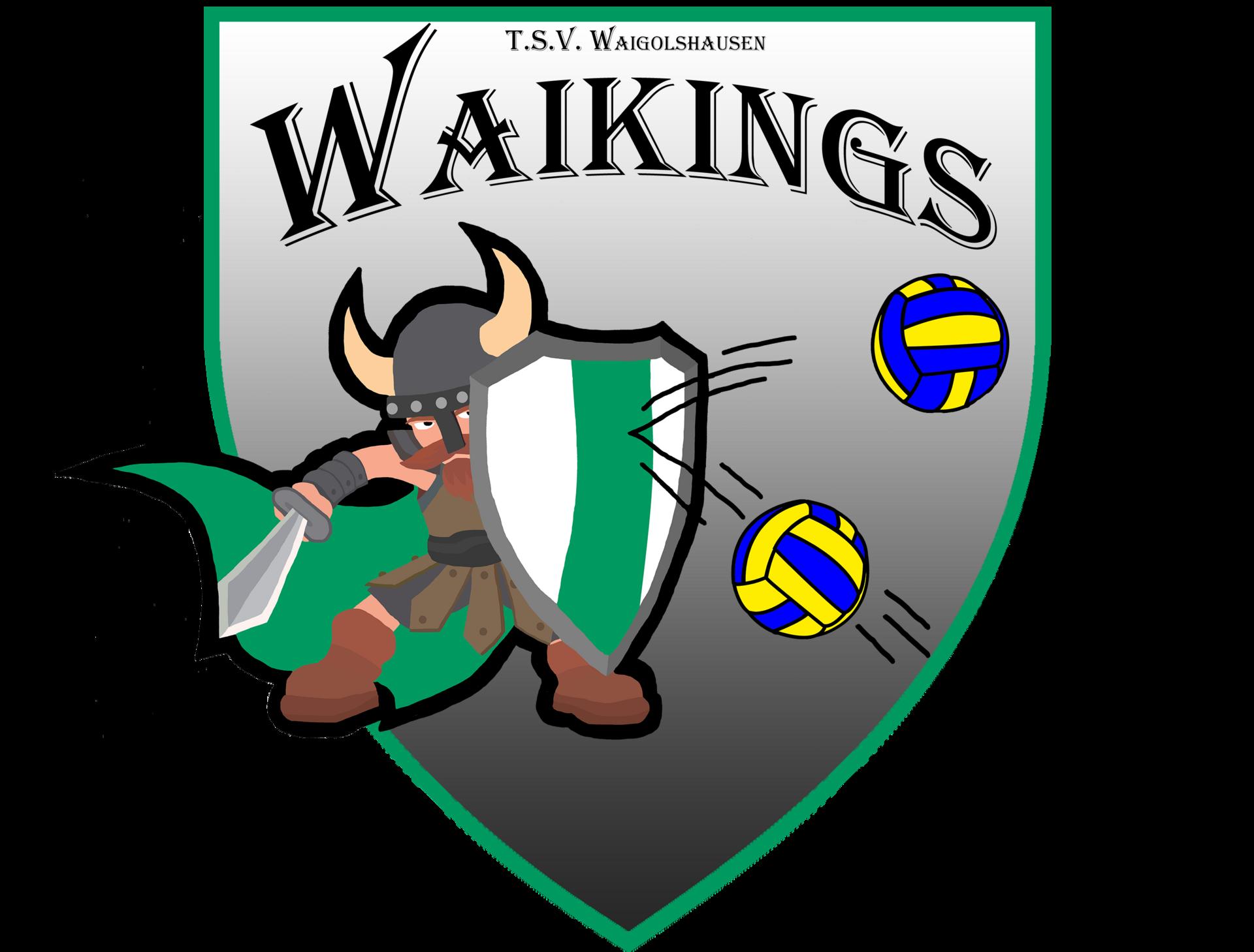 Waikings Logo