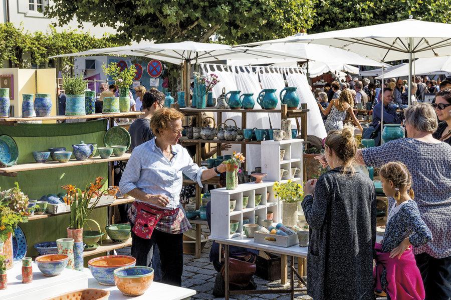Keramikmarkt