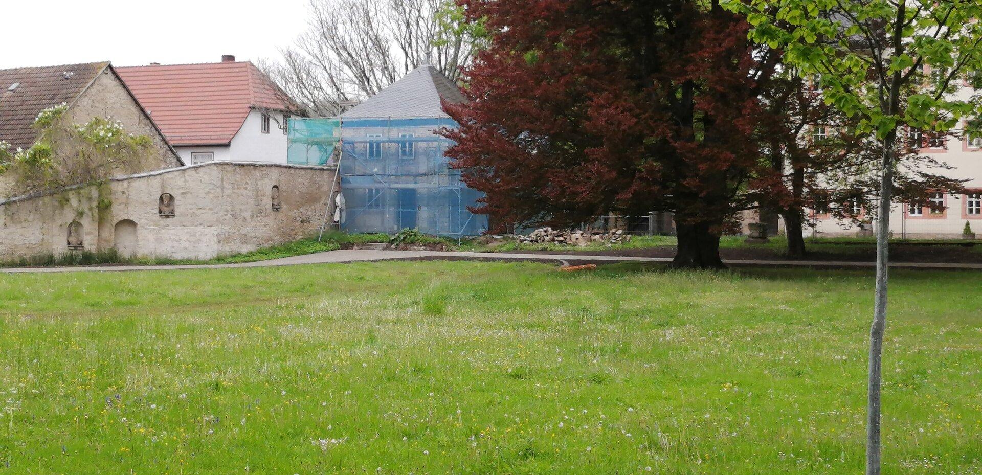 Ansicht Gärtnerhaus