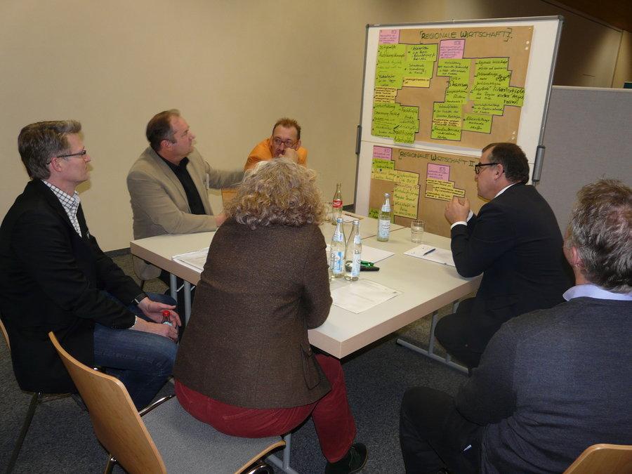 Workshop zur LES-Erarbeitung 2013