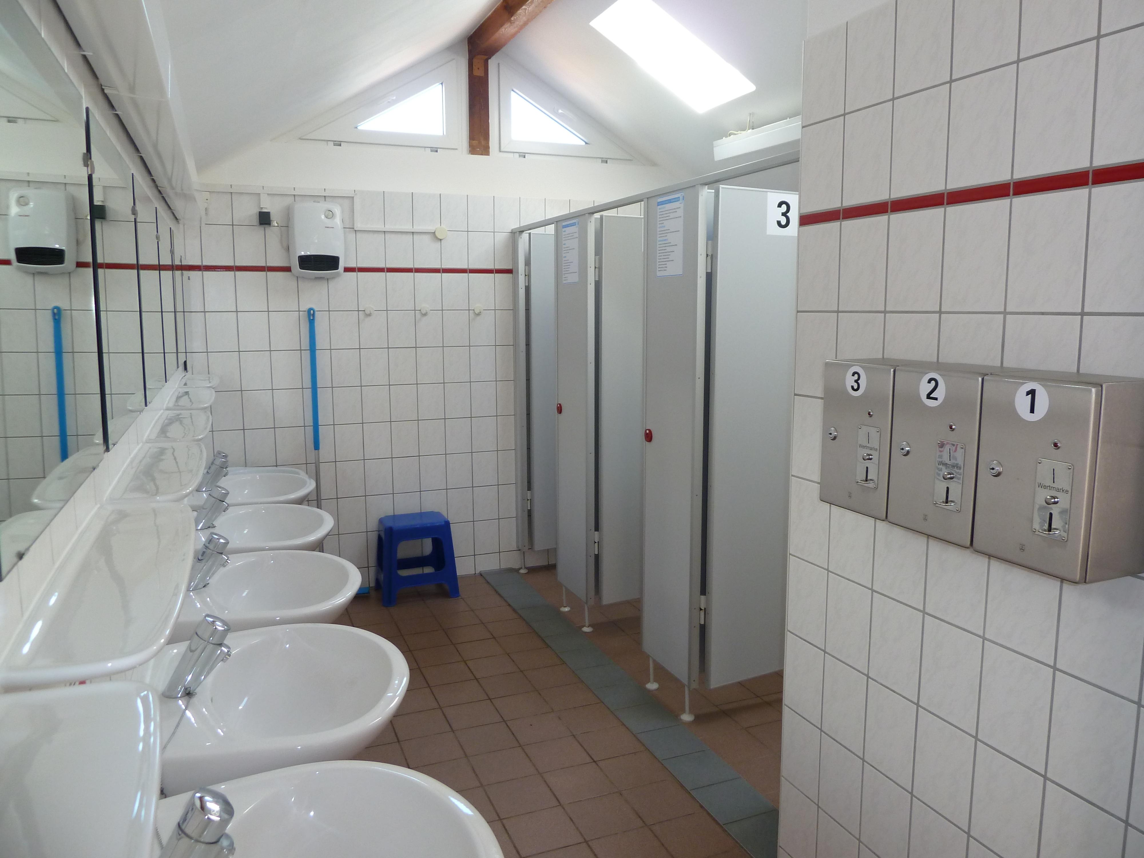Sanitärraum FKK