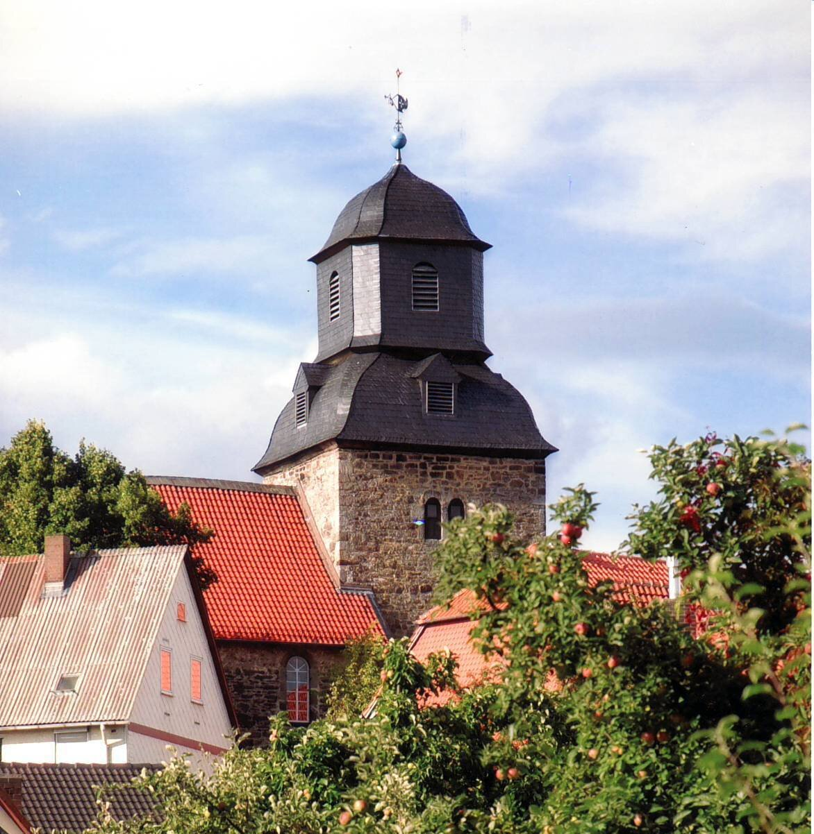 Blick auf Hohenkirchen