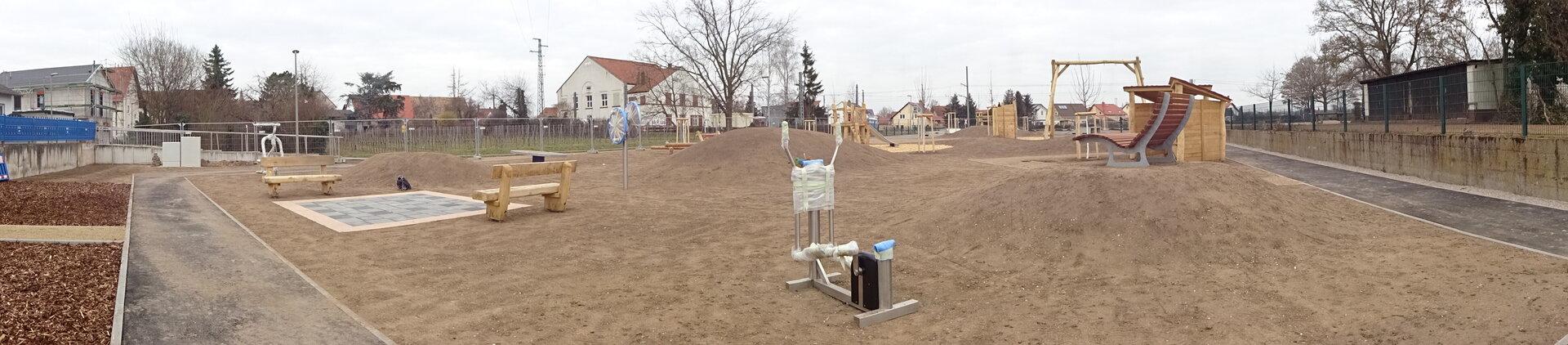 Generationenplatz Ellerstadt