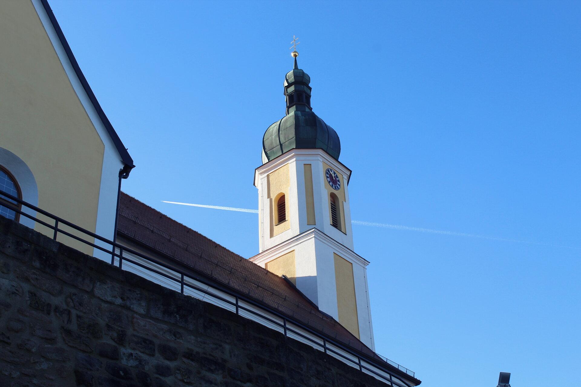 St. Blasius Arberg