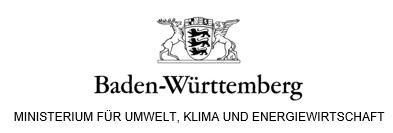 Logo BaWü-Ministerium für Umwelt