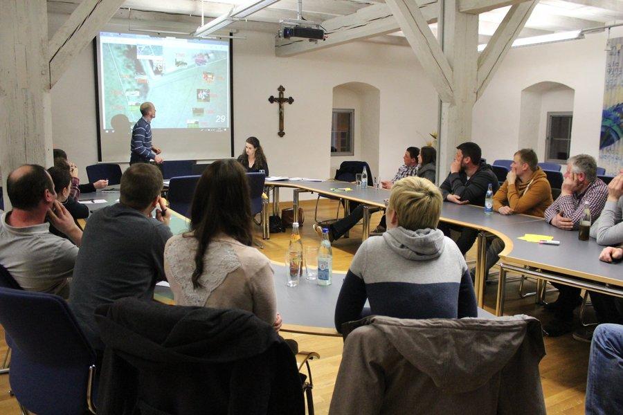 Bürgerbeteiligung in Wolframs-Eschenbach
