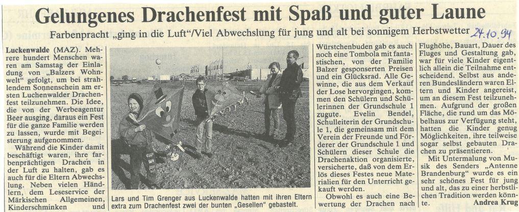 Drachenfest 1994